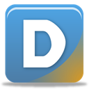 Disqus SteelBlue icon