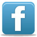 Facebook SteelBlue icon