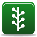 Newsvine ForestGreen icon
