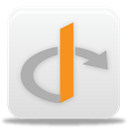 Openid Gainsboro icon