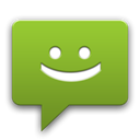 r, Android, messages, Chat YellowGreen icon
