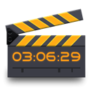 movie, r, video, studio DarkSlateGray icon