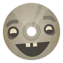 childhood, 256, Cd, Dream DarkGray icon
