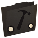 512, Folder, Developer, minicar DarkSlateGray icon