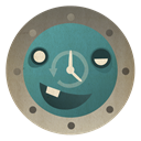 timemachine Black icon