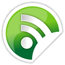green, Rss YellowGreen icon