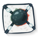 sushi DarkSlateGray icon