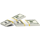 Money Black icon