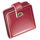 wallet Brown icon