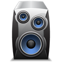 speaker, Audio Icon