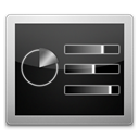 Control, Panel DarkSlateGray icon