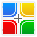 google plus, Google+ Gainsboro icon