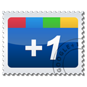 Google+, +1, google plus, plus one MidnightBlue icon
