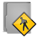 Folder, public DarkGray icon