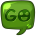 sms, Go OliveDrab icon
