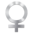 Female, 02 Black icon