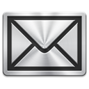 02, mail DarkSlateGray icon