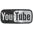 03, youtube Black icon