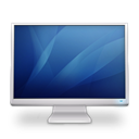 on, Based, cinema, Display SteelBlue icon