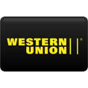 curved, union, western Black icon