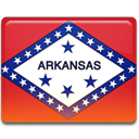 flag, Arkansas Crimson icon