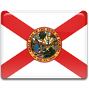 flag, florida Crimson icon