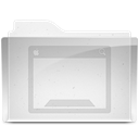 Desktopfoldericon Gainsboro icon
