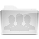 Groupfoldericon LightGray icon