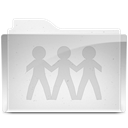 Sharepointfoldericon LightGray icon