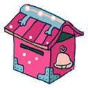mail, ll PaleVioletRed icon