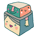 ll, Box, storage Icon