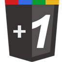 google plus one, google, plus one, google +1, +1 DarkSlateGray icon