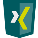 Xing Teal icon