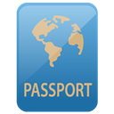 passport SteelBlue icon