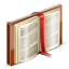 Book SaddleBrown icon