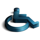 help, Accessiblitity Black icon