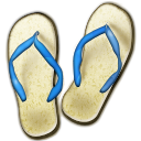 Jandals Wheat icon