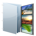 document, video DarkGray icon