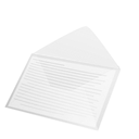 transp, Email, ouvert Black icon