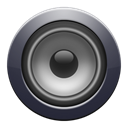 enceinte, deep, Blue DarkSlateGray icon