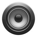 enceinte, Dark DarkSlateGray icon