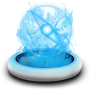 safari DeepSkyBlue icon