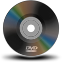 Dvdicon Black icon