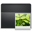 images, Folder DarkSlateGray icon