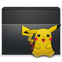 pika!, Folder DarkSlateGray icon