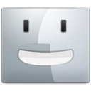 Finder Gainsboro icon