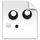 z, File, isaac Gainsboro icon