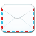 Email GhostWhite icon