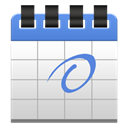 escan, Android, 48, 1281white0, Calender, Logo Gainsboro icon