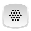 Ajax, voice, base, Android, dailer Gainsboro icon